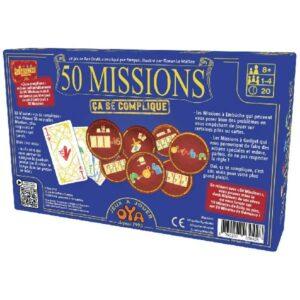 50 Missions - Ca se complique