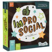 ImproSocial - Jeu de société