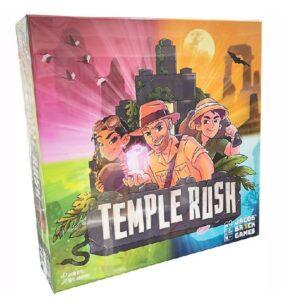 Temple Rush - Jeu de société